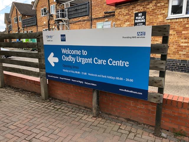 Oadby Urgent Care Centre